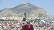Papież oddał hołd zabitemu przez mafię męczennikowi