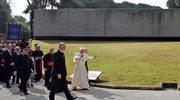 Papież oddał hołd zamordowanym przez hitlerowców w Rzymie