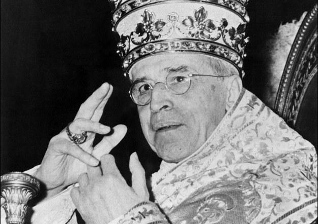 Papież Pius XII /AFP