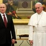 Papież po raz trzeci spotka się z Putinem
