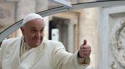 Papież pobłogosławi narzeczonym z dzieckiem
