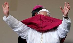 Papież pomiędzy wyznaniami