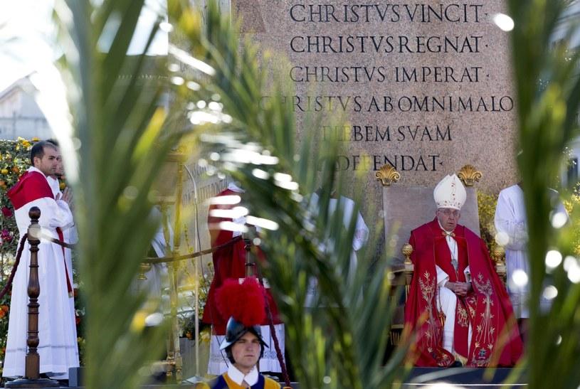 Papież pozdrowił młodzież przygotowującą się do spotkania w Krakowie /PAP/EPA