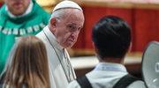 Papież przeprasza młodych: Napełnialiśmy wasze uszy