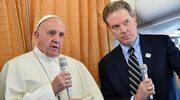 Papież przyjął rezygnację watykańskiego rzecznika