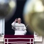 Papież: Rodzina to skarb. Trzeba jej strzec