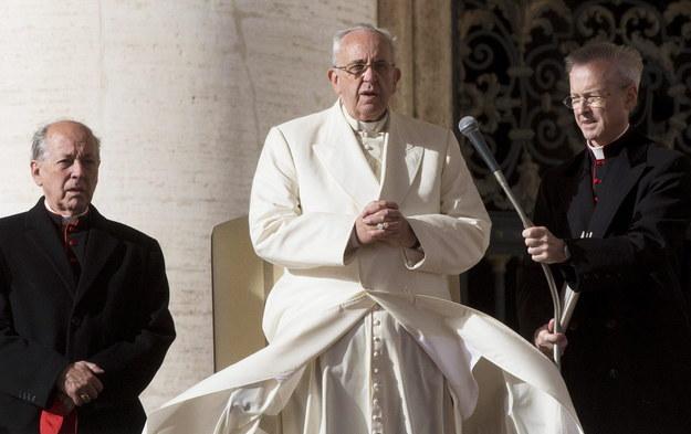 Papież spotkał się prokuratorem Dominikany. Tematem abp Wesołowski