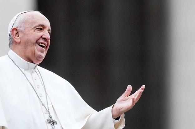 Papież: Uwolnijcie się od uzależnienia od telefonów /©MASSIMILIANO MIGLIORATO/CPP / /PAP/PA