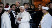 Papież w bazylice i meczecie