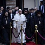 Papież w Konstantynopolu: pragnę jedności i pokoju