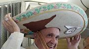 Papież wystawił na sprzedaż kolejną partię prezentów