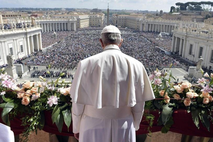 Papież zaapelował o pokój w Syrii /PAP/EPA