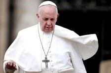 Papież zaniepokojony sytuacją w polskim Kościele