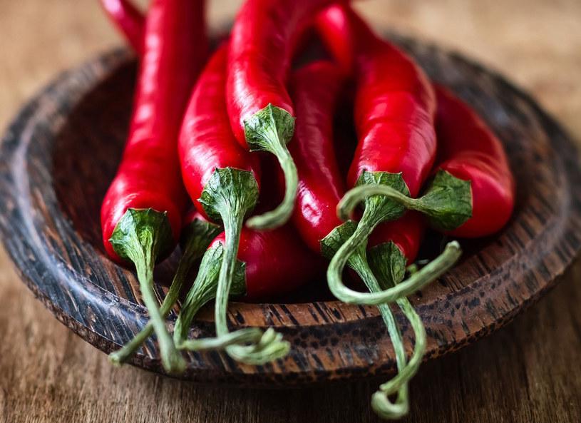Papryka chili pomoze zrzucić zbędne kilogramy /123RF/PICSEL
