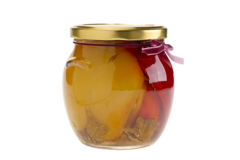 Papryka konserwowa w miodzie /123RF/PICSEL