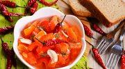 Papryka słodka i ostra w zalewie