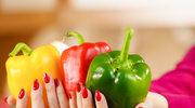 Papryka: Trzy kolory zdrowia