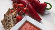 Paprykowo – pomidorowy krem