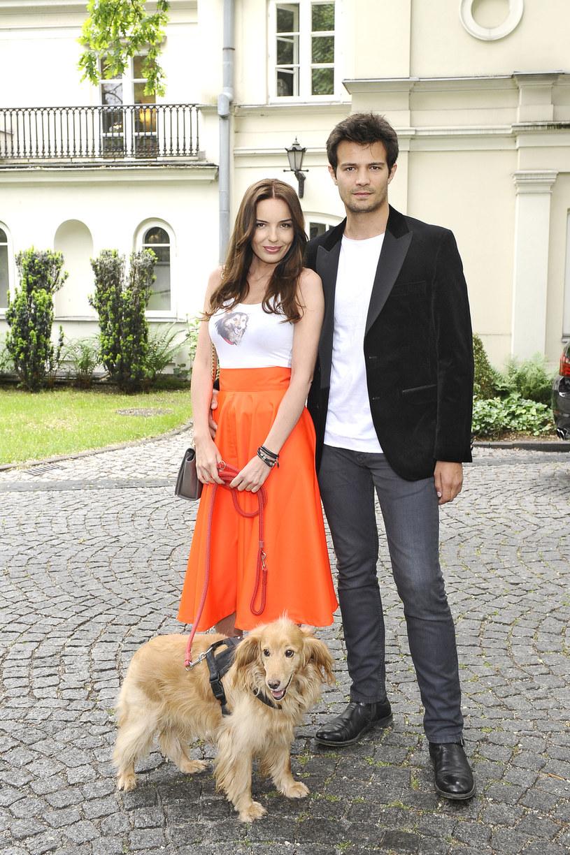 Para adoptowała już dwa psy /Niemiec /AKPA