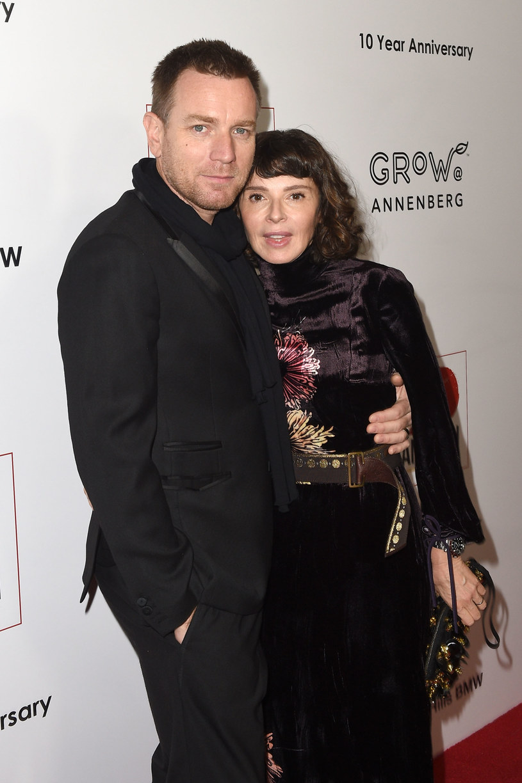Para była małżeństwem 22 lata /Joshua Blanchard /Getty Images