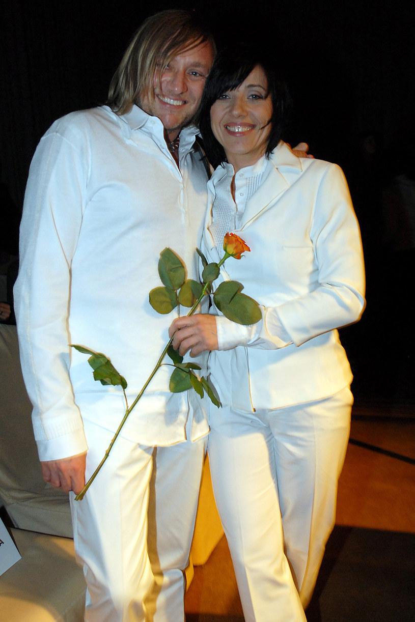 Para jest ze sobą szczęśliwa od wielu lat /Kurnikowski /AKPA