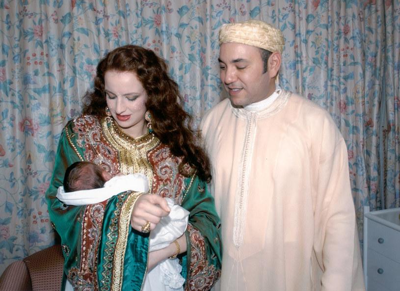 Para książęca Maroka /Getty Images
