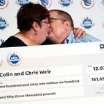 Para, która wygrała miliony, założyła fundację
