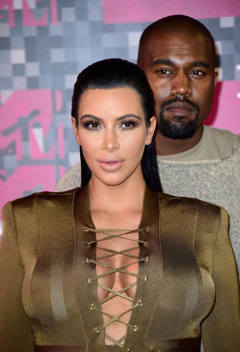 Para mieszka obecnie w rezydencji Kardashianów /Frazer Harrison /Getty Images
