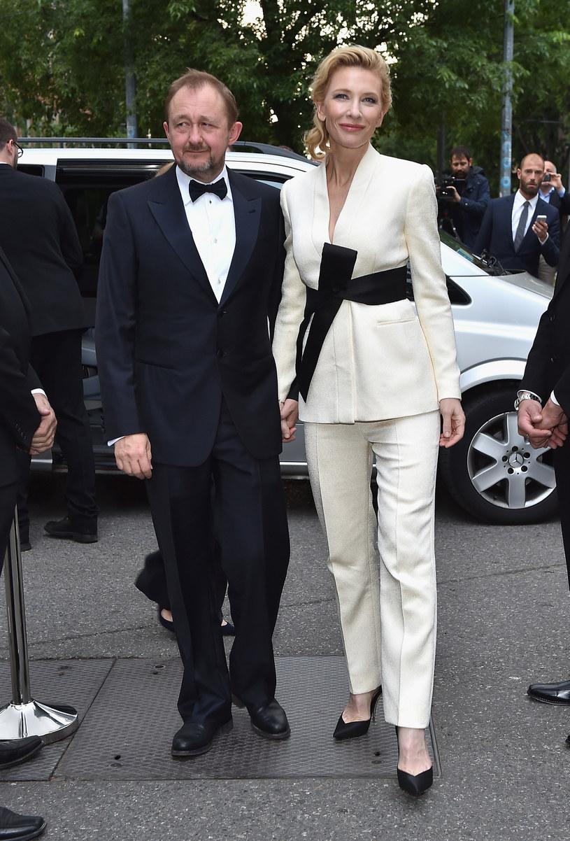 Para odnowiła przysięgę małżeńską /Jacopo Raule /Getty Images