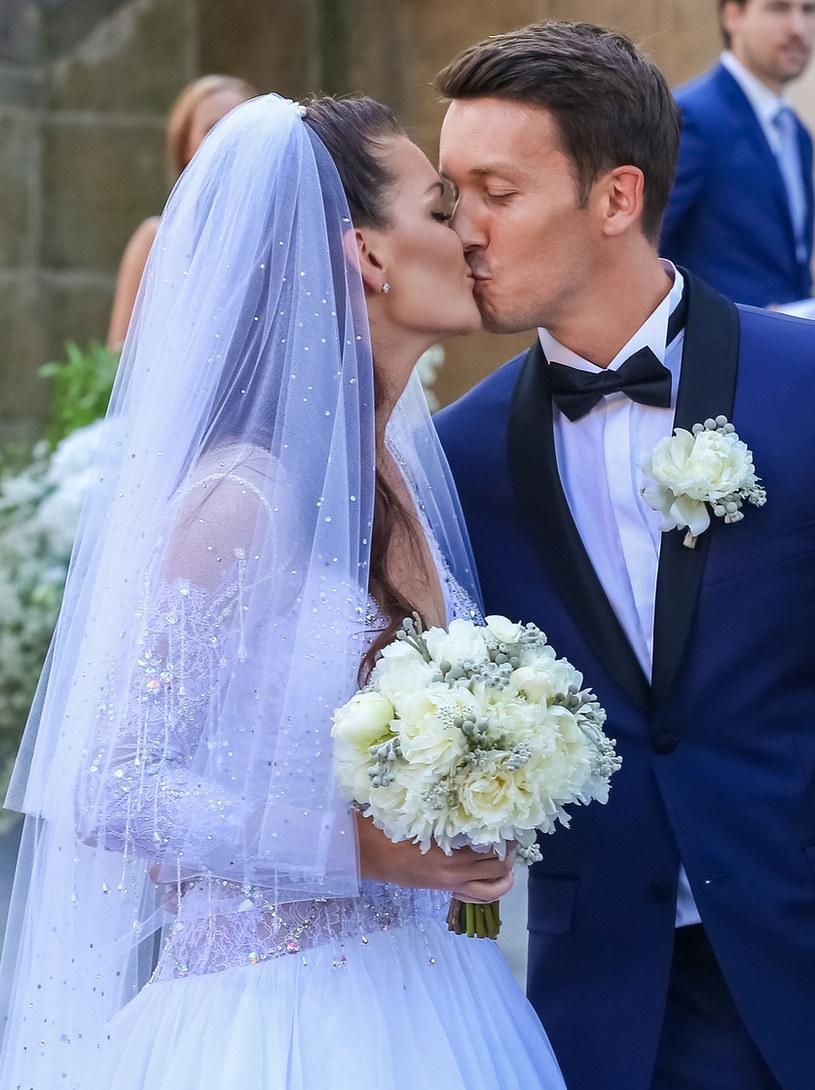 Para pobrała się latem zeszłego roku /ANNA KACZMARZ / DZIENNIK POLSKI / POLSKA PRESS /East News