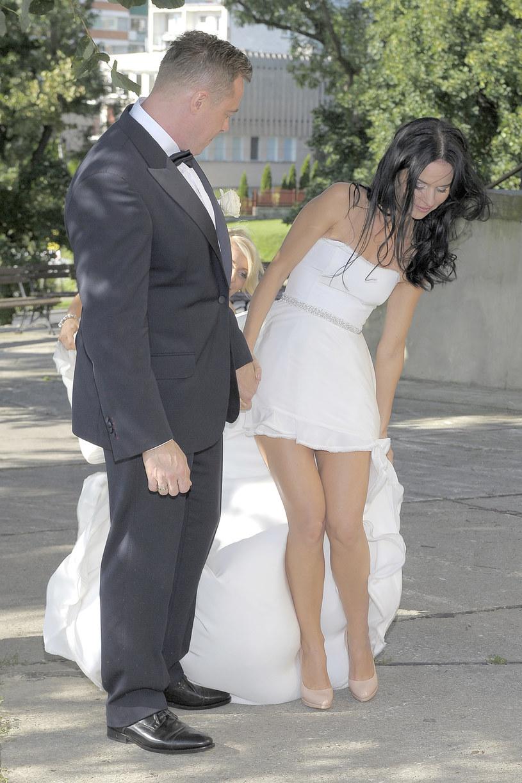 Para pobrała się w 2011 roku /Baranowski /AKPA