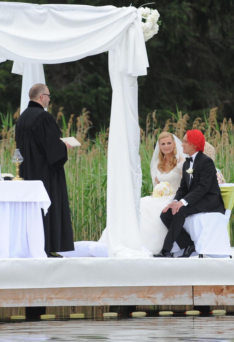 Para pobrała się w 2012 roku /MWMedia