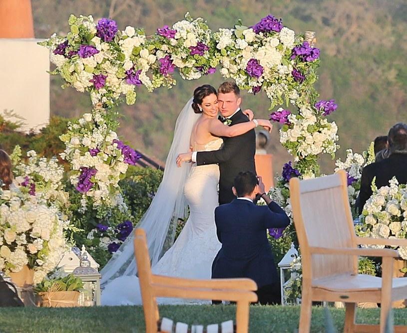 Para pobrała się w 2014 roku /East News