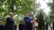 Para prezydencka odwiedziła Ground Zero