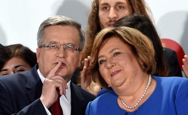 Para prezydencka spotka się z Andrzejem Dudą i jego żoną
