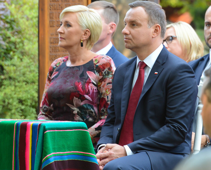 Para prezydencka /Adam Staśkiewicz /East News