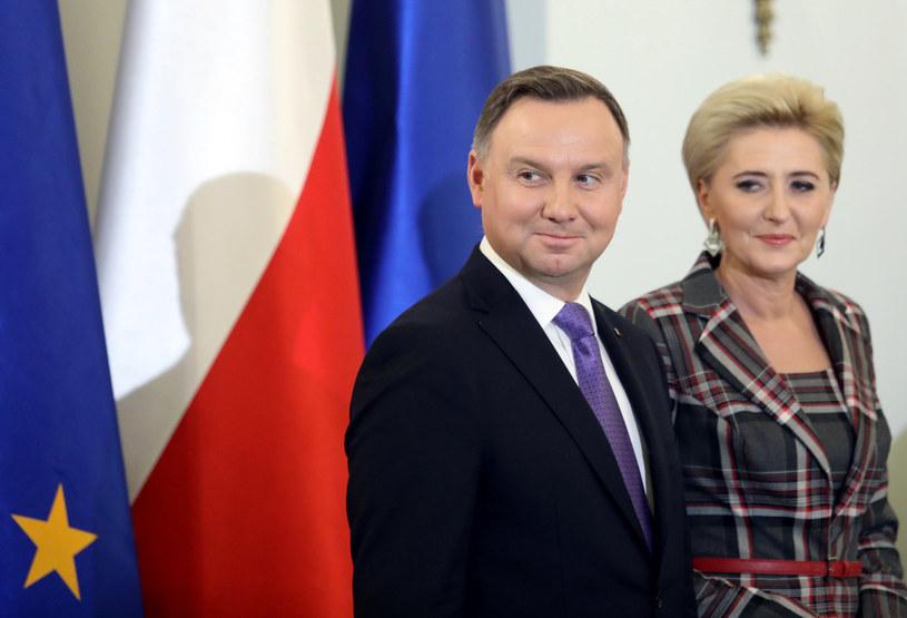 Para prezydencka /Piotr Molecki /East News