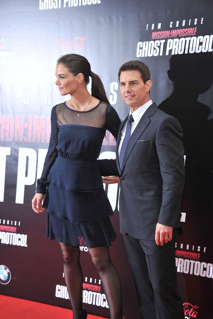Para rozwiodła się w 2012 roku /Stephen Lovekin /Getty Images