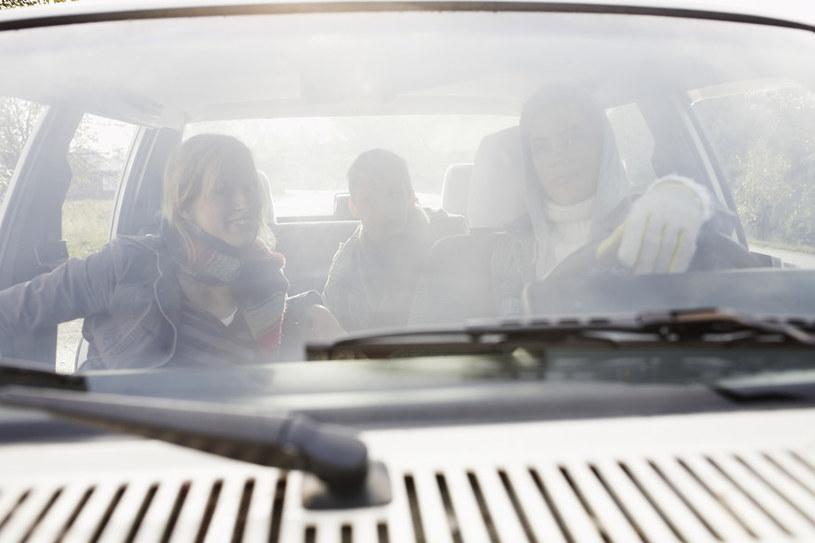 para w samochodzie /© Photogenica