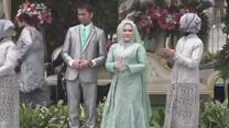 Para z Indonezji zorganizowała wesele drive-thru