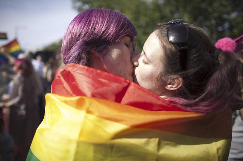 Parada Równości przejdzie ulicami Warszawy 19 czerwca /Maciej Luczniewski /Agencja FORUM