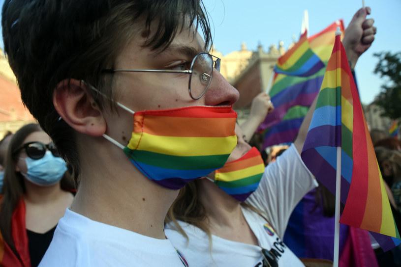 Parada Równości przejdzie ulicami Warszawy /Fot. Marek Lasyk/REPORTER /East News