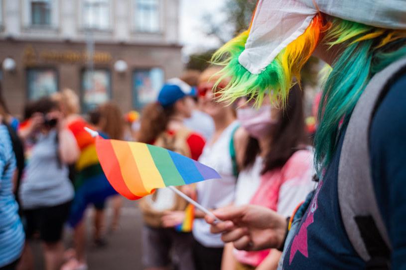 Parada Równości przemaszeruje ulicami Warszawy /123RF/PICSEL