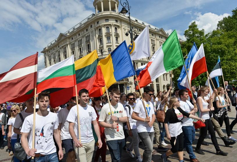 Parada Schumana /Marcin Obara /PAP