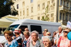 Parada Seniorów w Łodzi