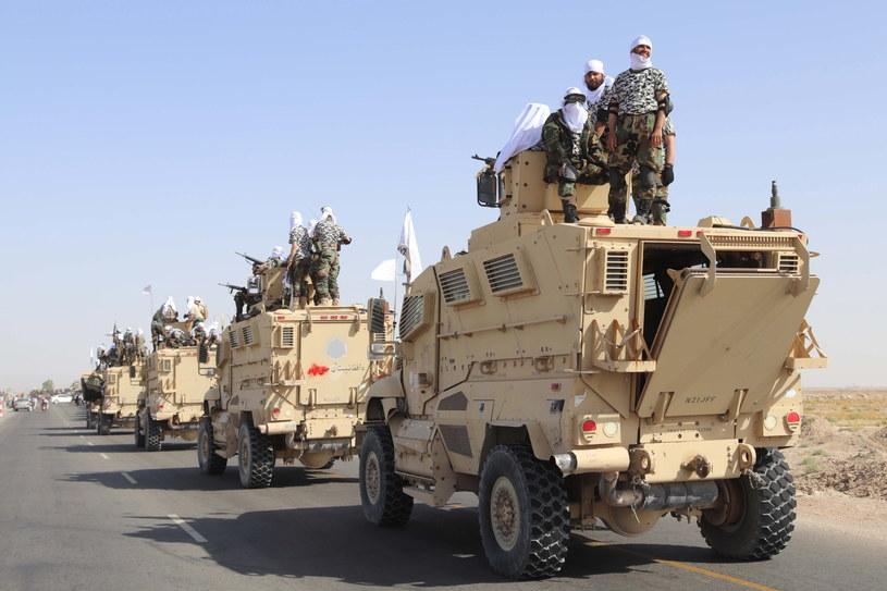 Parada talibów /PAP/EPA