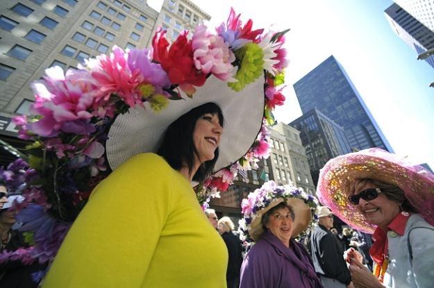 Parada Wielkanocna na Manhattanie /PAP/EPA