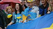 Parada z okazji ukraińskiego święta niepodległości