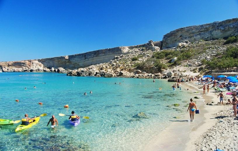 Paradise Bay na Malcie /Sain Alizada /123RF/PICSEL