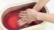 Parafinowy zabieg dla dłoni